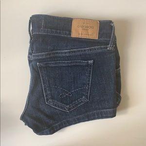 Gilly Hicks Sydney Cheeky Stretch Shorts
